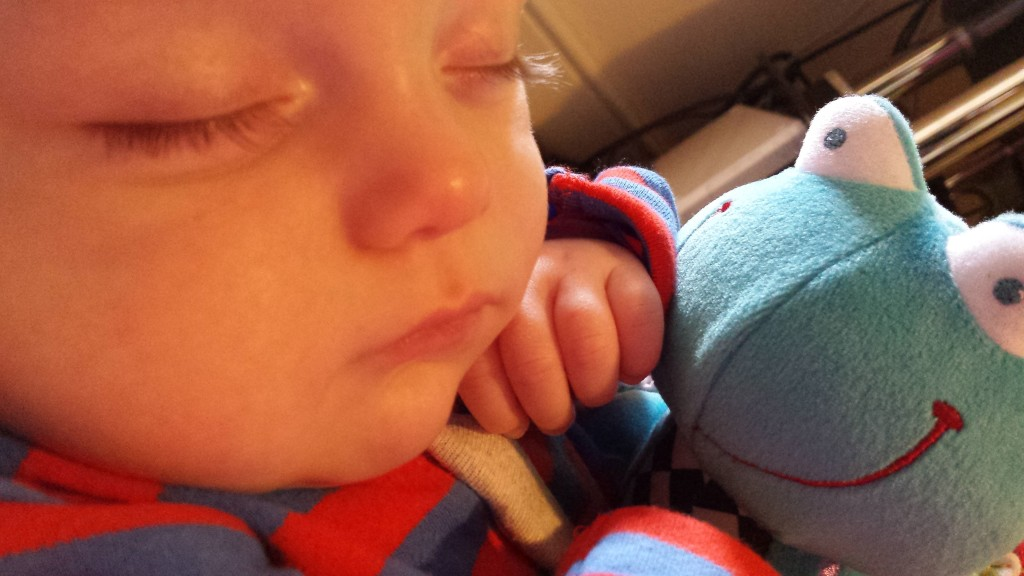 The 'Sleep When the Baby Sleeps' Hokum loveanddribble.com