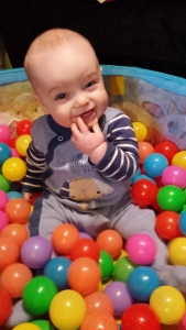 The New Dad's Guide to Not Getting Bludgeoned loveanddribble.com ball pit
