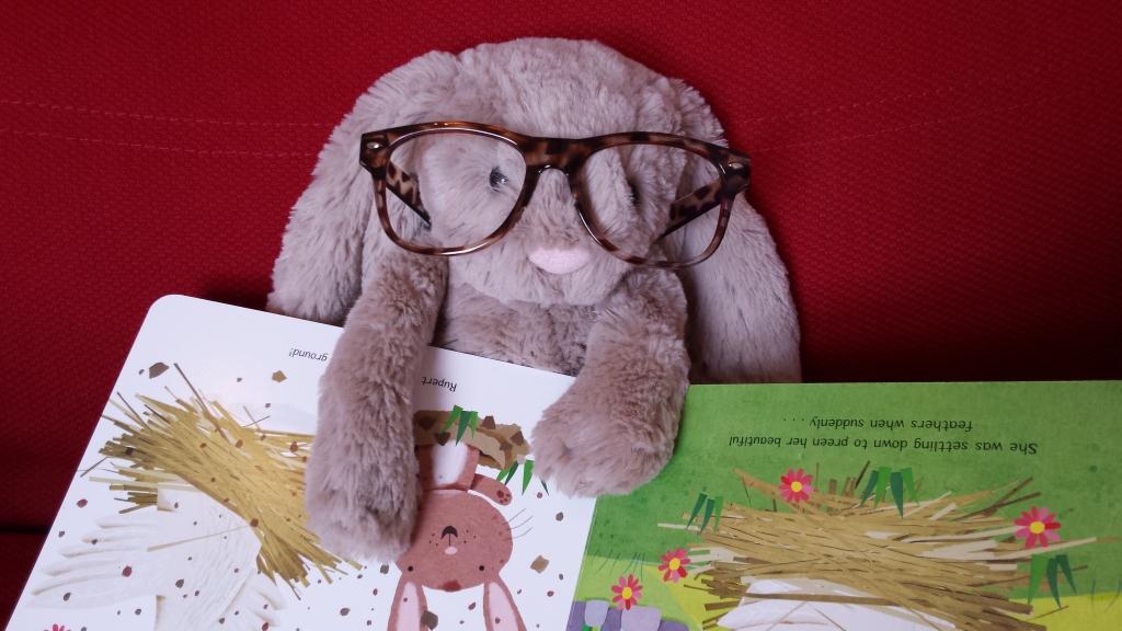 Brilliant Bedtime Books: Rabbits Don't Lay Eggs