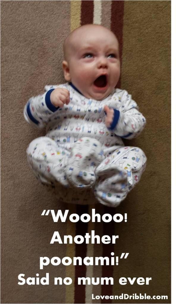 Poonami woohoo Said no mum ever loveanddribble.com